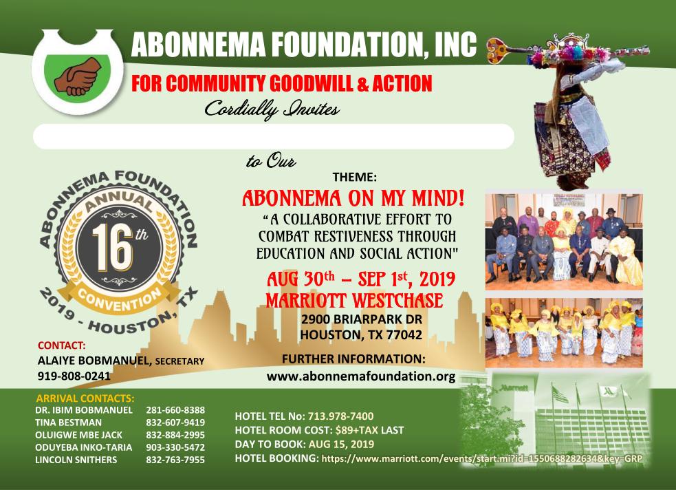 Abonnema Foundation